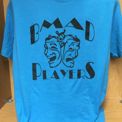 BMAD Players – Blue