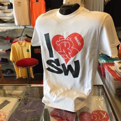 I Love SW t-shirt